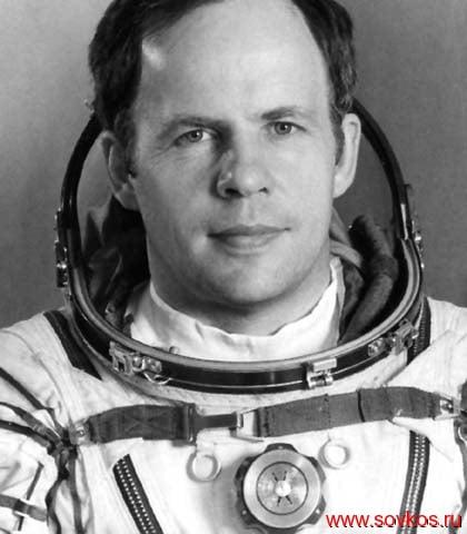 космонавт в.а соловьёв фото