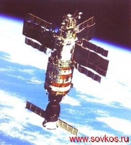 """Орбитальные станции """"Салют"""""""