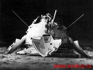 """Межпланетные космические аппараты """"Марс"""""""