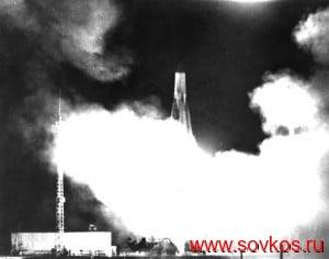 Второй советский искусственный спутник Земли