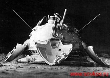 Спускаемый аппарат межпланетной станции «Марс-3»